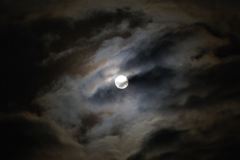 Have you seen the moonlately?